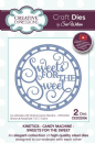 Creative Expressions Dies by Sue Wilson Kinetics Collection Candy Machine - Sweets for the Sweet